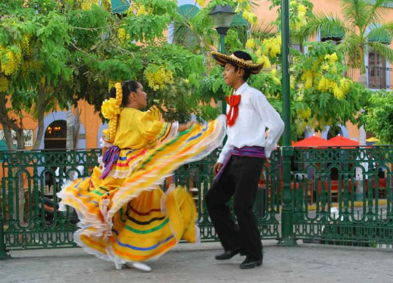 Страна Мексика