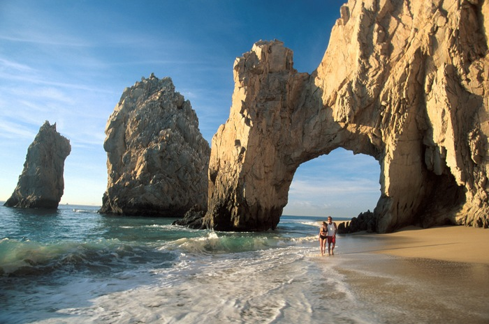 Удивительные места в Мексике