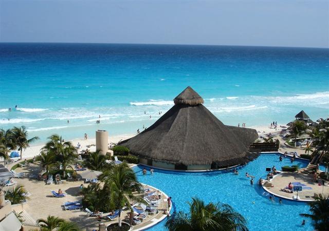 Город-курорт – Канкун