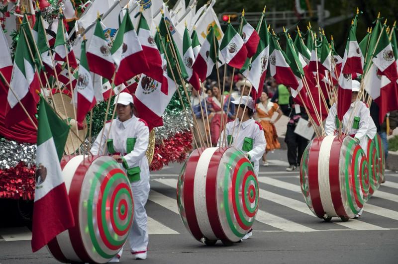 Праздники в Мексике