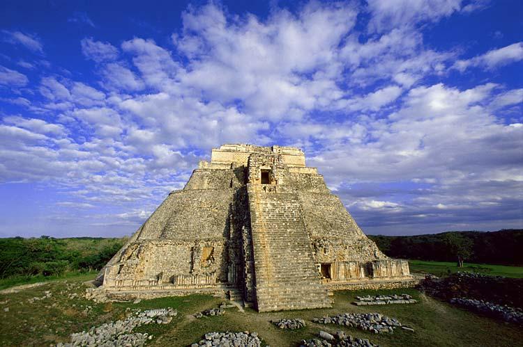 Уникальные места Мексики