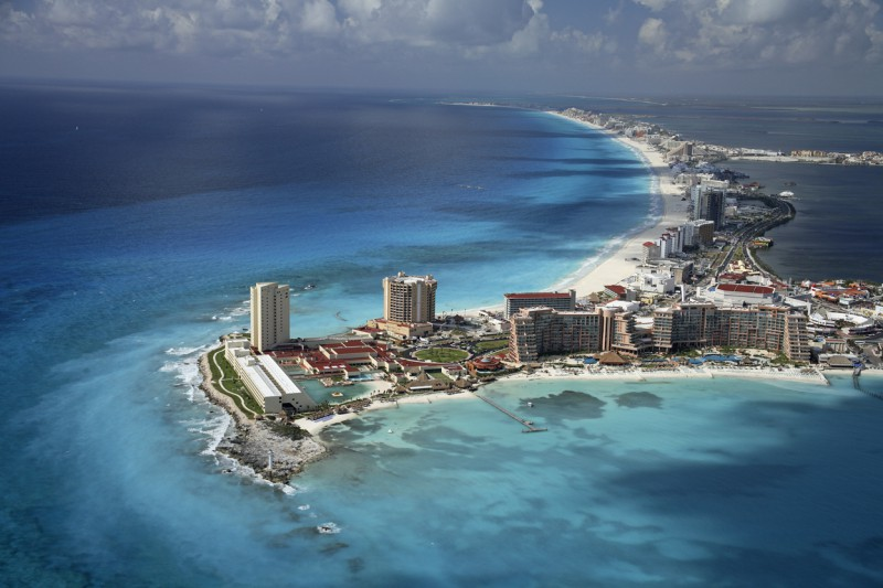 Полуостров Юкатан (фото)