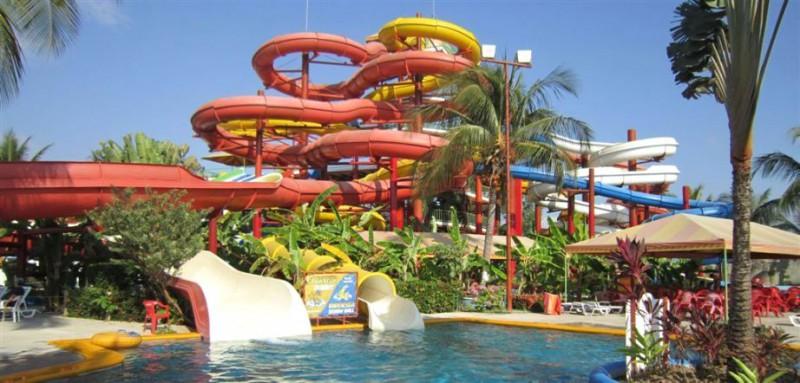 Отели Мексики с аквапарком