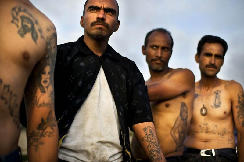 Преступность в Мексике