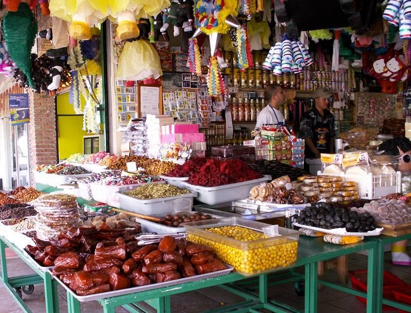 Магазины в Мексике