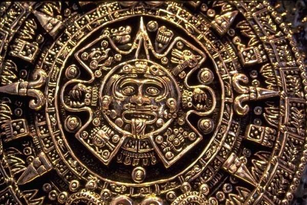 Древние города индейцев Майя Мексики