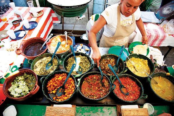 Мекисканская кухня
