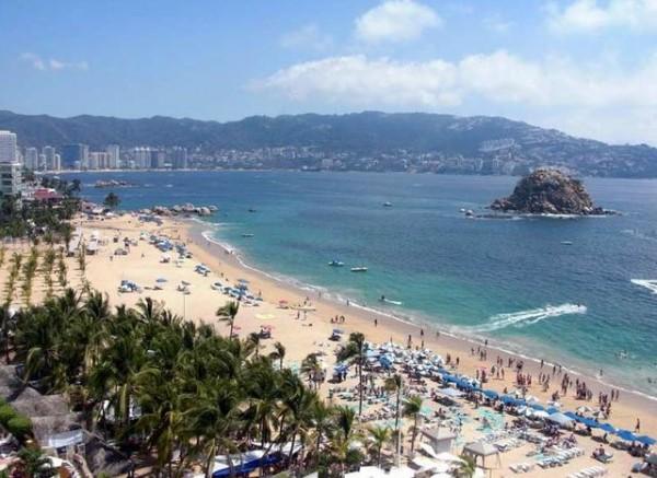 Акапулько пляжи