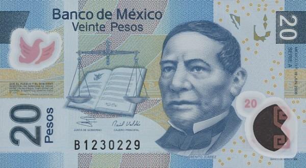 Валюта в Мексике