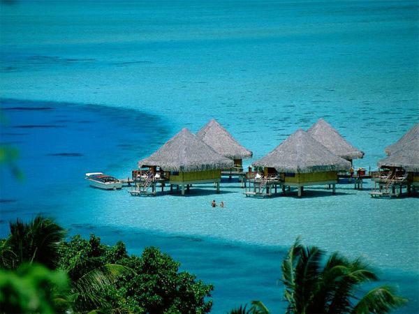 Жемчужные курорты Мексики