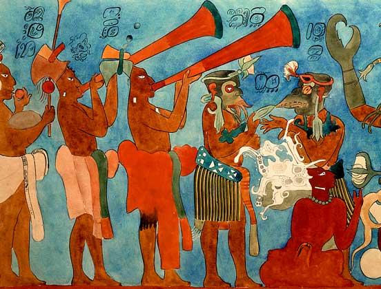 Искусство древней Мексики