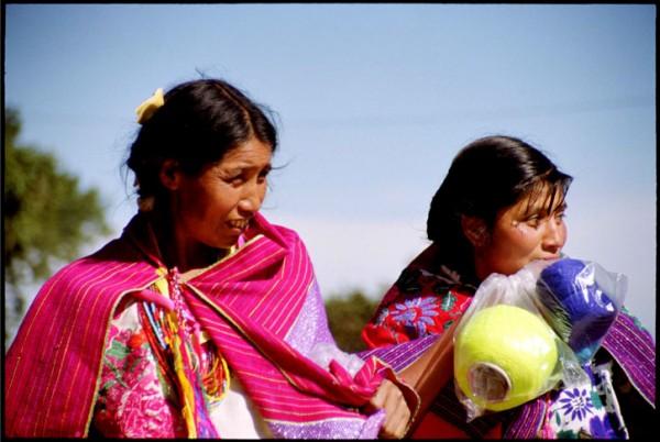 Мексиканки