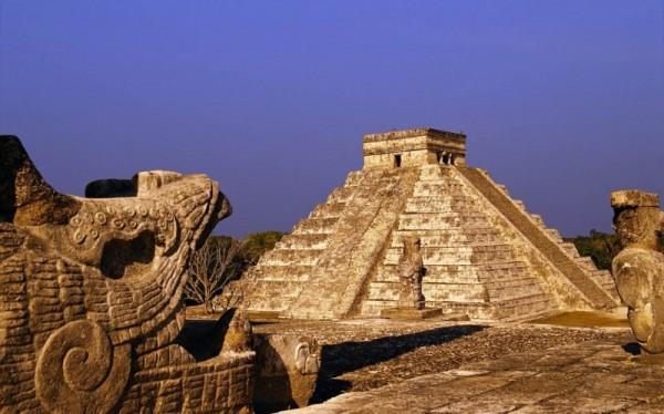 Мексика древняя цивилизация