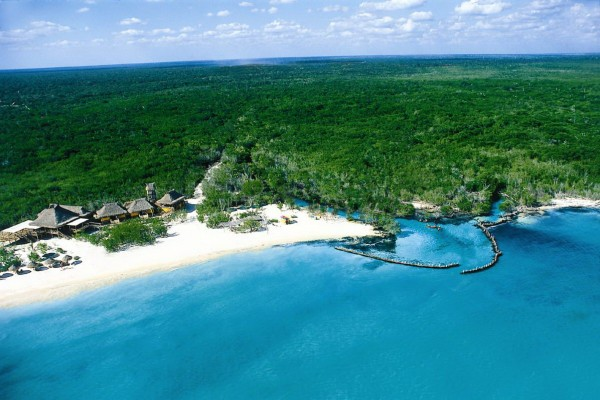 Мексика карибское побережье