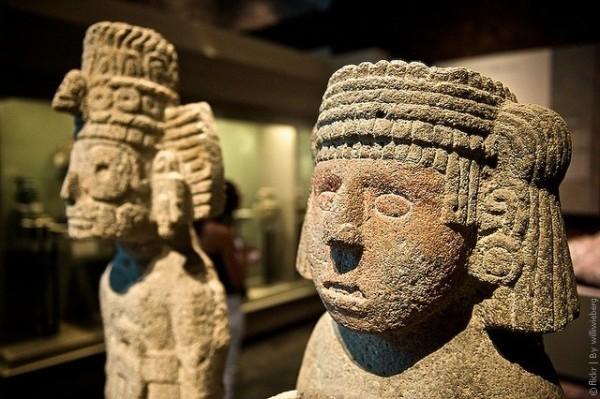 Мексика, национальный музей антропологии
