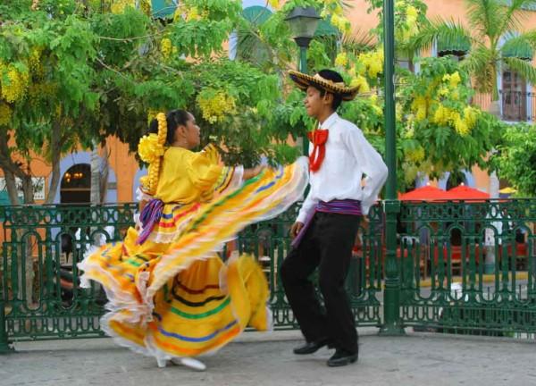 Мексика танец