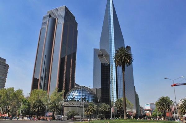 Мехико Пасео-де-ла Реформа