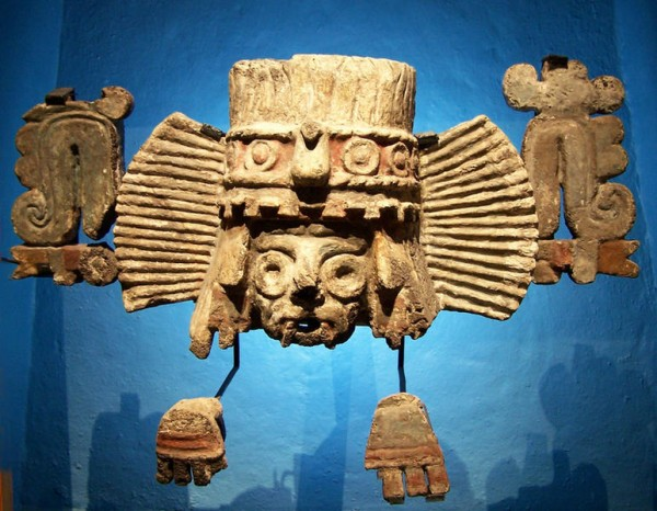 Правитель Древней Мексики