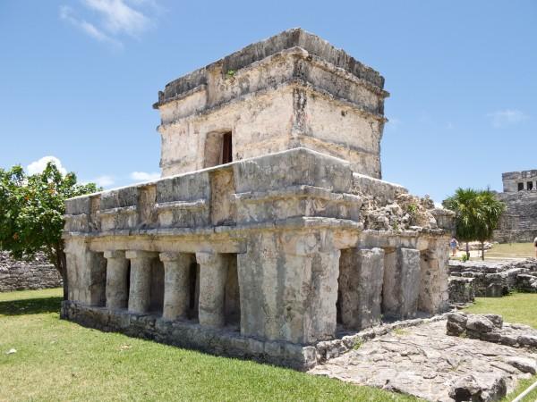 Храмы Тулума