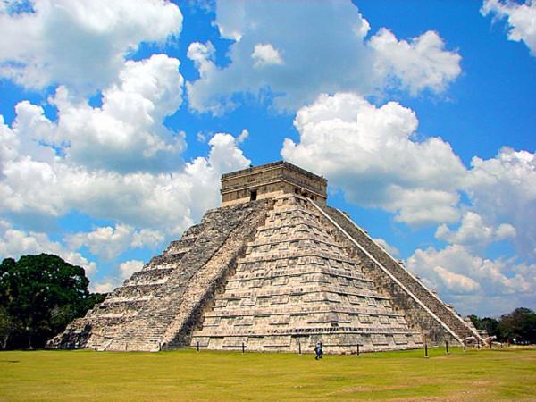 Чичен-ица город Мексика