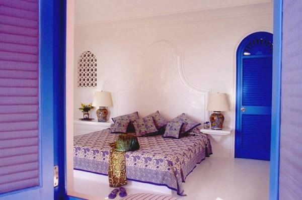Мексиканская спальня