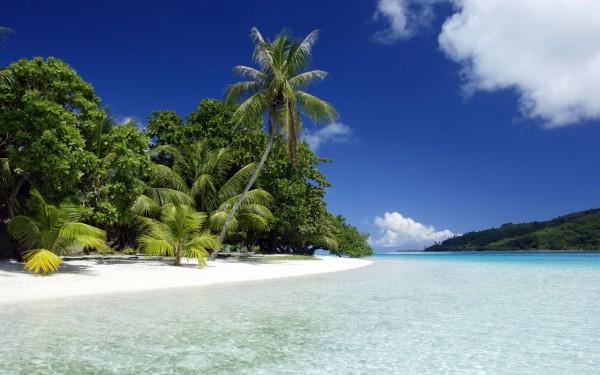 Мексика красивые пляжи