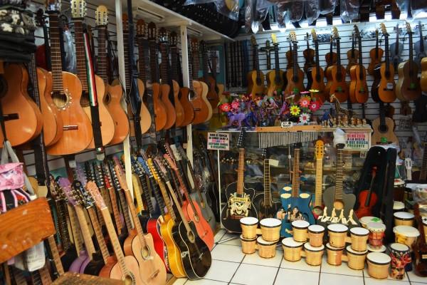 Мексика музыкальные инструменты