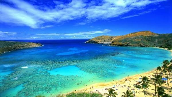 Мексика пляжи