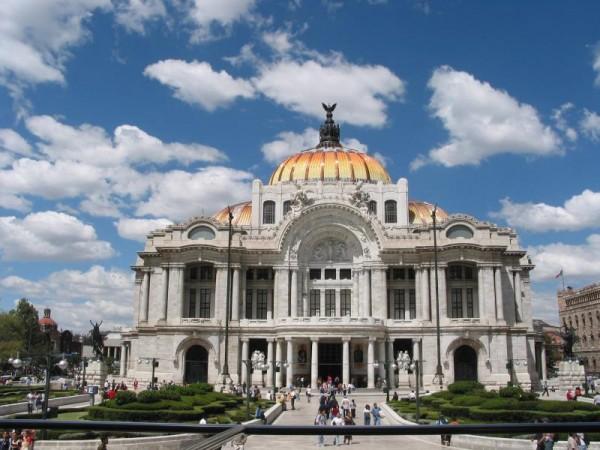 Мехико театр