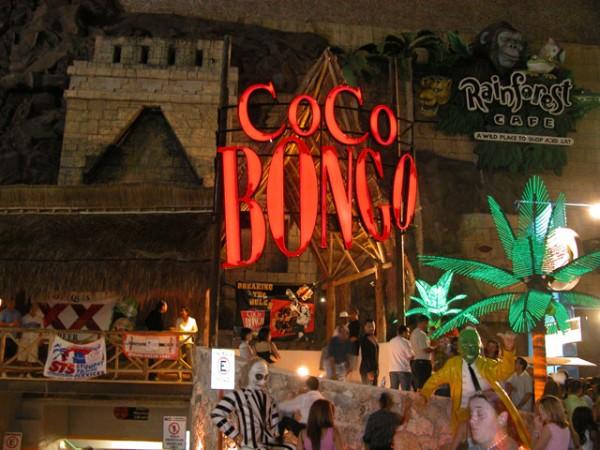 Дискотека Coco Bongo