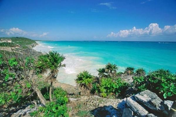 Мексика пейзаж