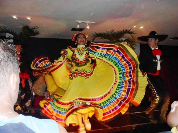 Мексика танец 2