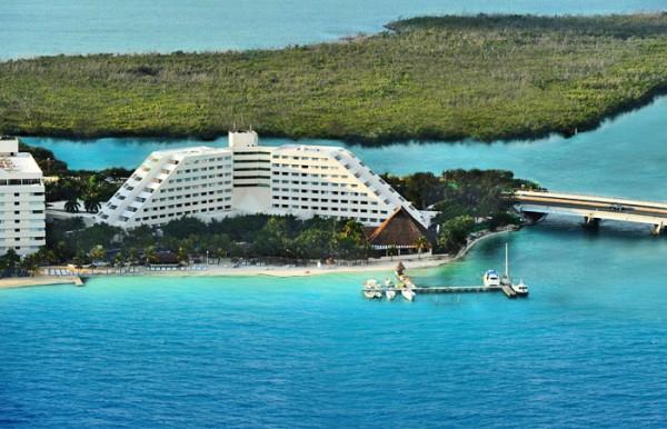 отель Oasis Palm Beach, Мексика