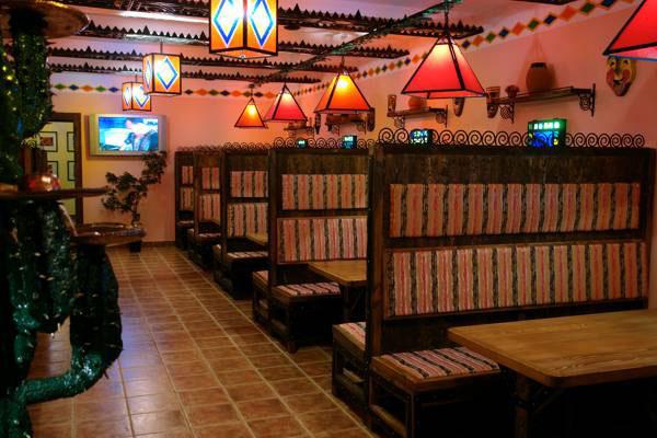 Мексиканская кухня фото