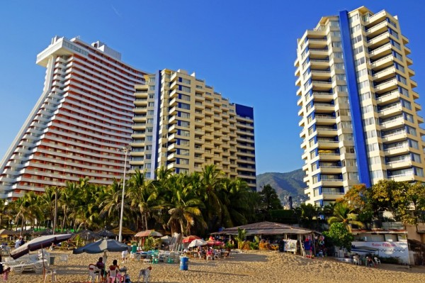 Мексика Акапулько 2