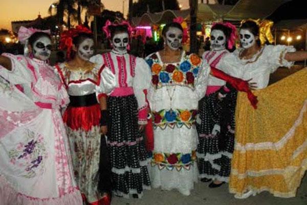 Мексика день мертвых 2
