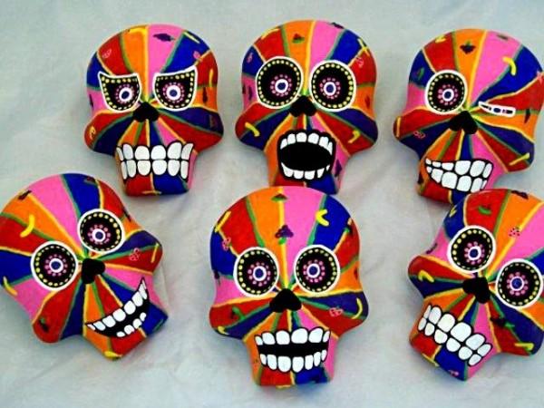 Мексика день мертвых 3