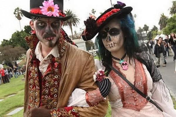 Мексика день мертвых 4