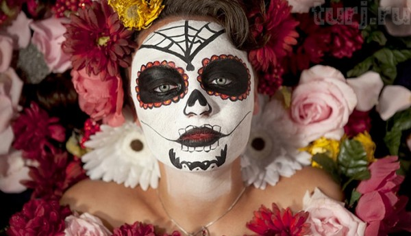 Мексика день мертвых 5