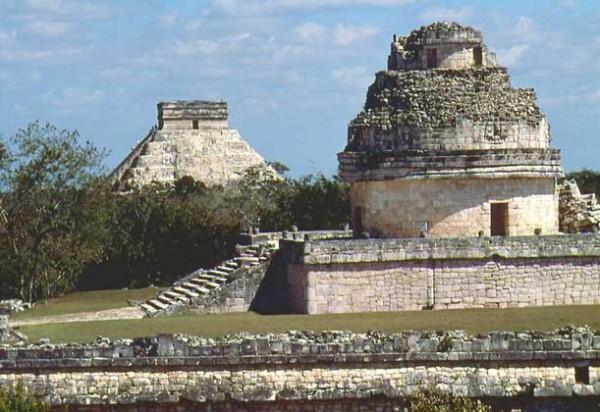 Пирамиды индейцев Майя-2