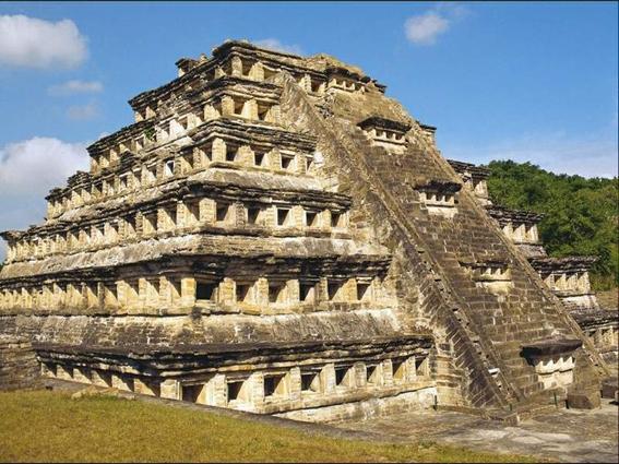 Пирамиды индейцев Майя-3