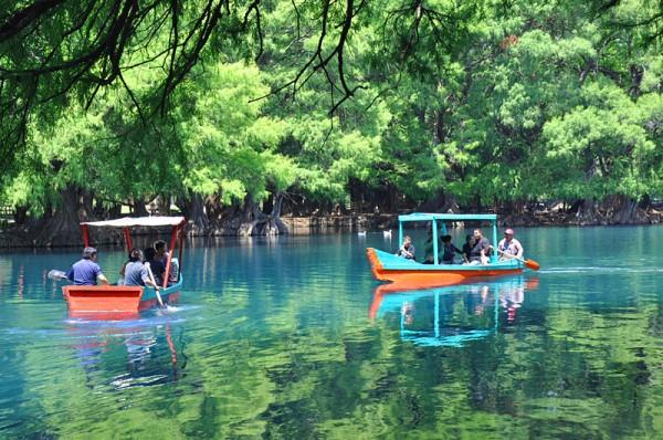 Парк Шел-Ха Мексика