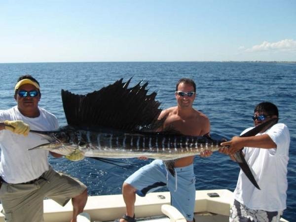 Рыбалка в Мексике3