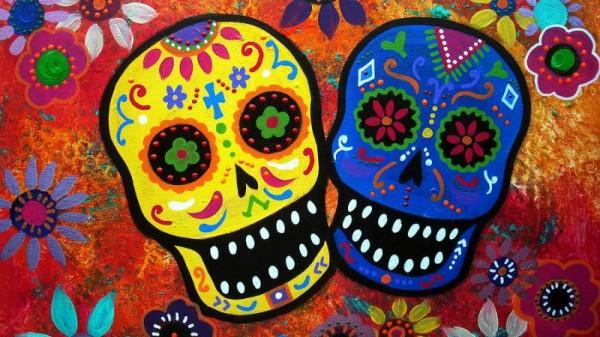 День мертвых в Мексике-4