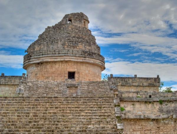 Караколь, Мексика