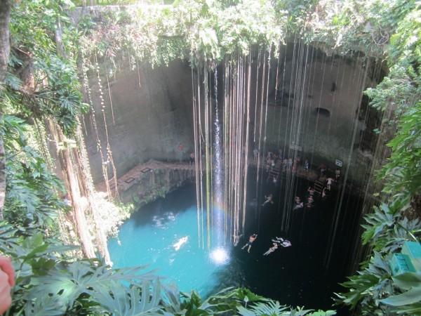 Священный Сенот, Мексика