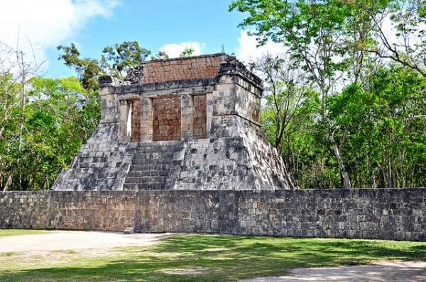 Храм Бородатого Человека, Мексика