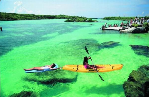 Курорты Мексики - великолепны!