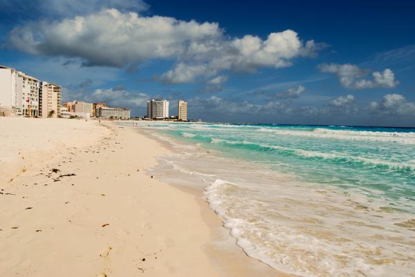 Курорты и пляжи Мексики