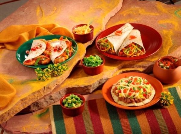 Мексика, еда